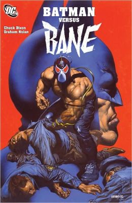 Batman Versus Bane (NOOK Comics with Zoom View)