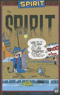 The Spirit Archives Vol. 21