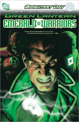 Green Lantern: Emerald Warriors Volume 1 (NOOK Comics with Zoom View)
