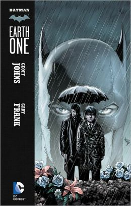 Batman: Earth One (NOOK Comics with Zoom View)