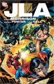 Book Cover Image. Title: JLA Volume 1 (NOOK Comics with Zoom View), Author: Grant Morrison