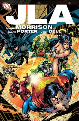JLA Volume 1 (NOOK Comics with Zoom View)