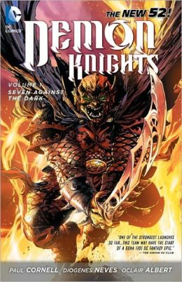 Demon Knights Volume 1: Seven Against the Dark (The New 52) (NOOK Comics with Zoom View)