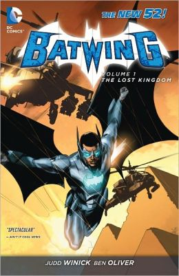 Batwing Volume 1: The Lost Kingdom (The New 52) (NOOK Comics with Zoom View)