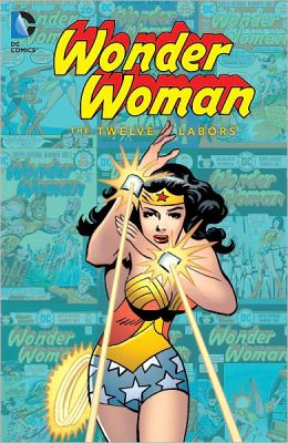 Wonder Woman: The Twelve Labors (NOOK Comics with Zoom View)