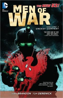 Men of War Volume 1: Uneasy Company (The New 52) (NOOK Comics with Zoom View)