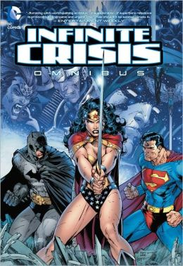 The Infinite Crisis Omnibus (NOOK Comics with Zoom View)