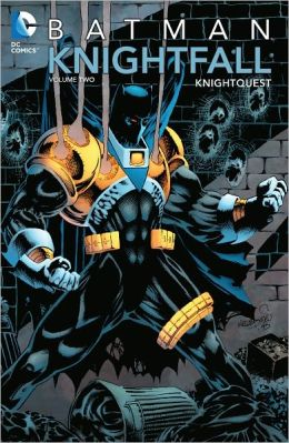 Batman: Knightfall Volume 2: Knightquest (NOOK Comics with Zoom View)