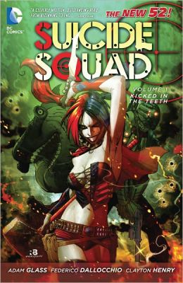 Suicide Squad Volume 1: Kicked in the Teeth (The New 52) (NOOK Comics with Zoom View)