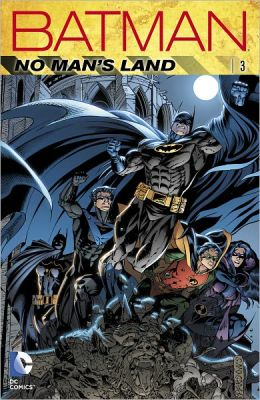 Batman: No Man's Land Volume 3 (NOOK Comics with Zoom View)