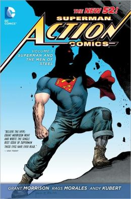 Superman - Action Comics Volume 1: Superman and the Men of Steel (NOOK Comics with Zoom View)