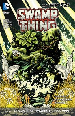 Swamp Thing Volume 1: Raise Them Bones (NOOK Comics with Zoom View)