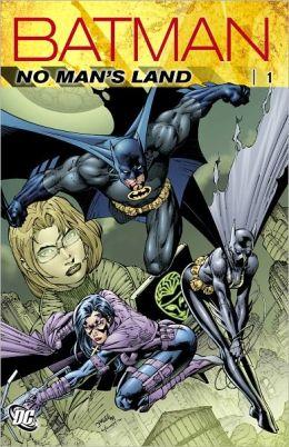 Batman: No Man's Land New Edition Volume 1 (NOOK Comics with Zoom View)