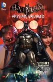 Book Cover Image. Title: Batman:  Arkham Unhinged Vol. 1, Author: Derek Fridolfs