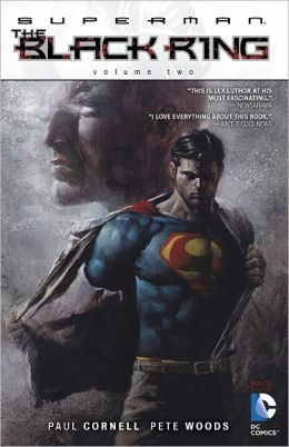 Superman: The Black Ring, Volume 2 (NOOK Comics with Zoom View)