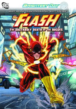 The Flash Volume 1: The Dastardly Death of the Rogues (NOOK Comics with Zoom View)