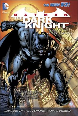 Batman: The Dark Knight Volume 1: Knight Terrors (NOOK Comics with Zoom View)