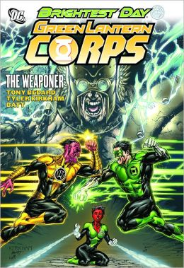 Green Lantern Corps: The Weaponer (NOOK Comics with Zoom View)