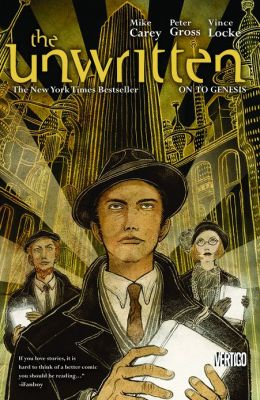 The Unwritten Volume 5: On to Genesis (NOOK Comics with Zoom View)