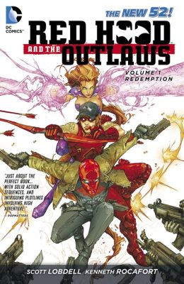 Red Hood and the Outlaws Volume 1: REDemption (NOOK Comics with Zoom View)