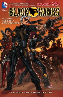 Blackhawks Volume 1: The Great Leap Forward (NOOK Comics with Zoom View)