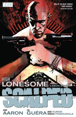 Scalped Volume 5: High Lonesome (NOOK Comics with Zoom View)