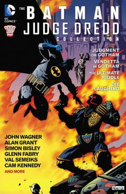 The Batman/Judge Dredd Collection (NOOK Comic with Zoom View)