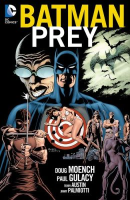 Batman: Prey (NOOK Comics with Zoom View)