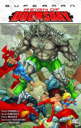Superman: Reign of Doomsday (NOOK Comics with Zoom View)