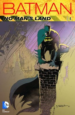 Batman: No Man's Land Volume 4 (NOOK Comics with Zoom View)