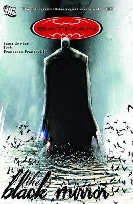 Batman: The Black Mirror (NOOK Comics with Zoom View)