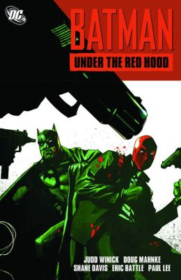 Batman: Under the Red Hood (NOOK Comics with Zoom View)