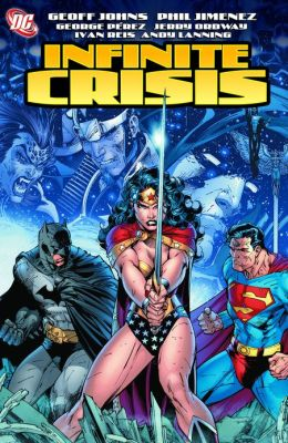 Infinite Crisis (NOOK Comics with Zoom View)