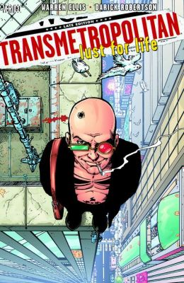 Transmetropolitan Vol. 2: Lust For Life (NOOK Comic with Zoom View)