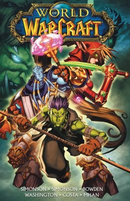 World of Warcraft Volume 4 (NOOK Comics with Zoom View)
