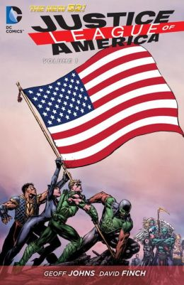 Justice League of America Vol. 1: World's Most Dangerous (The New 52)