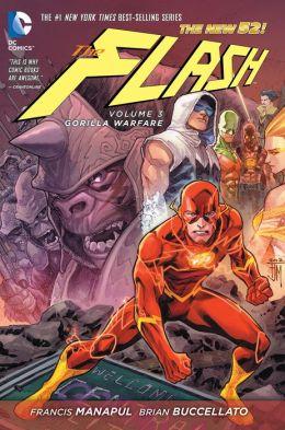The Flash, Volume 3: Gorilla Warfare (The New 52)