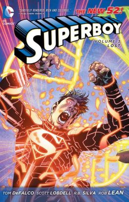 Superboy Vol. 3: Lost (The New 52)
