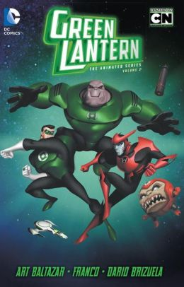 Green Lantern: The Animated Series Vol. 2