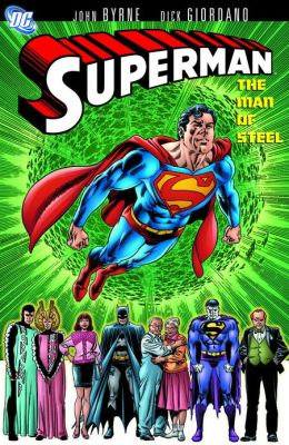 Superman: The Man of Steel Volume 1 (NOOK Comics with Zoom View)