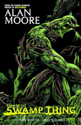 Saga of the Swamp Thing Book Three (NOOK Comics with Zoom View)