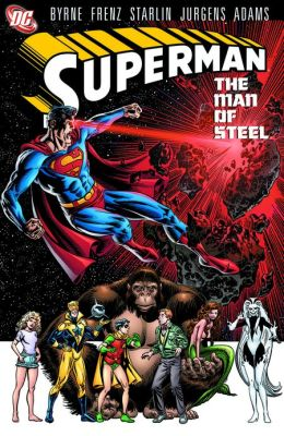 Superman: The Man of Steel, Volume 6 (NOOK Comics with Zoom View)