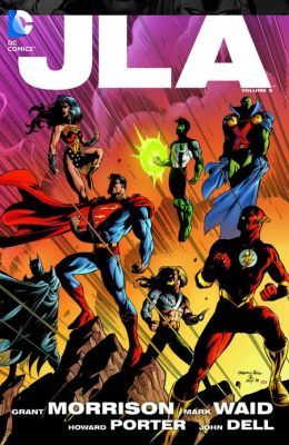 JLA Volume 3 (NOOK Comics with Zoom View)