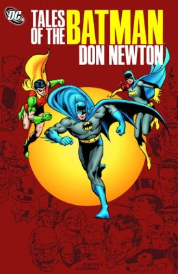 Tales of the Batman: Don Newton (NOOK Comics with Zoom View)