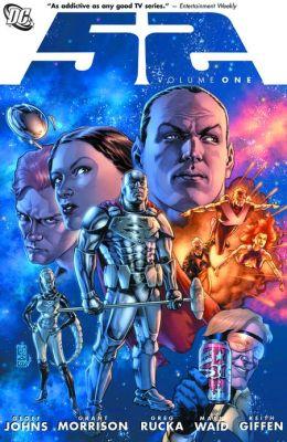 52 Volume 1 (NOOK Comics with Zoom View)