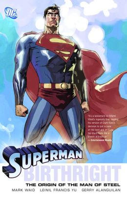 Superman: Birthright (NOOK Comics with Zoom View)
