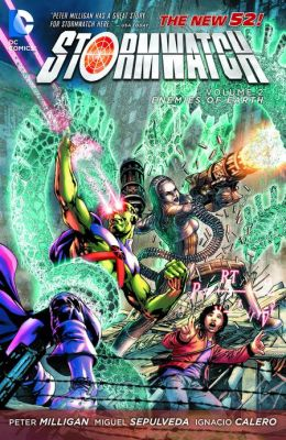 Stormwatch Volume 2: Enemies of Earth (NOOK Comics with Zoom View)