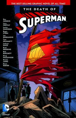 Death of Superman (New Edition) (NOOK Comics with Zoom View)