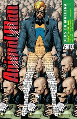 Animal Man Book 3: Deus Ex Machina (NOOK Comics with Zoom View)