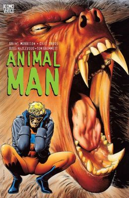 Animal Man Book 1: Animal Man (NOOK Comics with Zoom View)